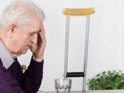 老年疾病 老年人易发六种疾病